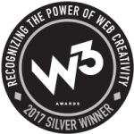W3 Award (Silver) - General Marketing Category