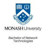 Monash University - Bachelor of Network Computing