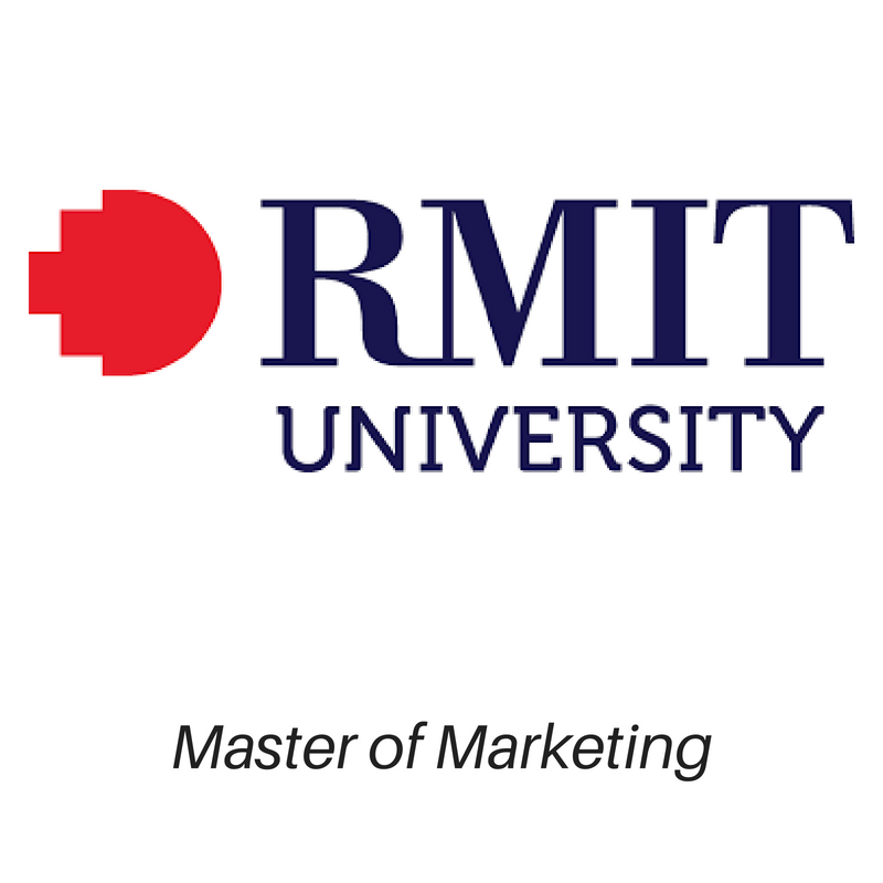 RMIT Marketing